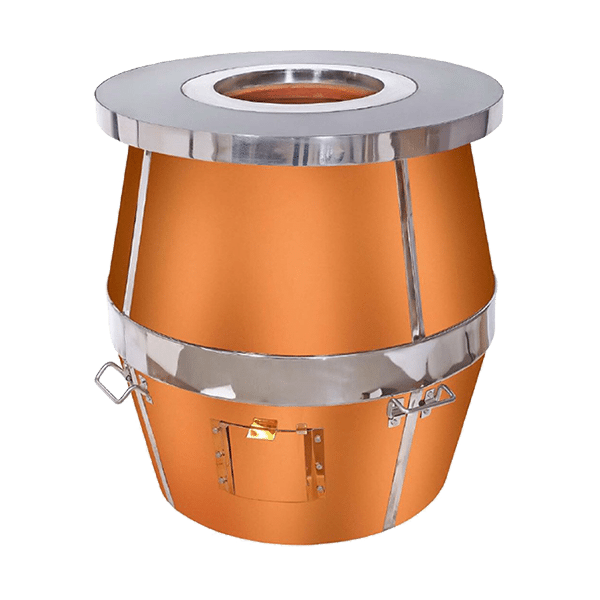 GULATI Copper Barrel Restaurant Tandoor Available in the USA