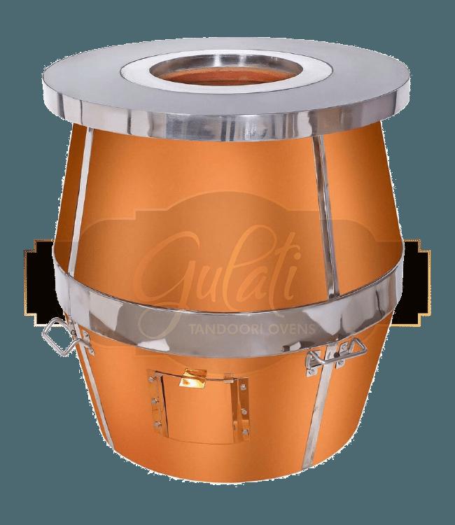 Copper Barrel Tandoor Gulati Tandoori Clay Ovens For