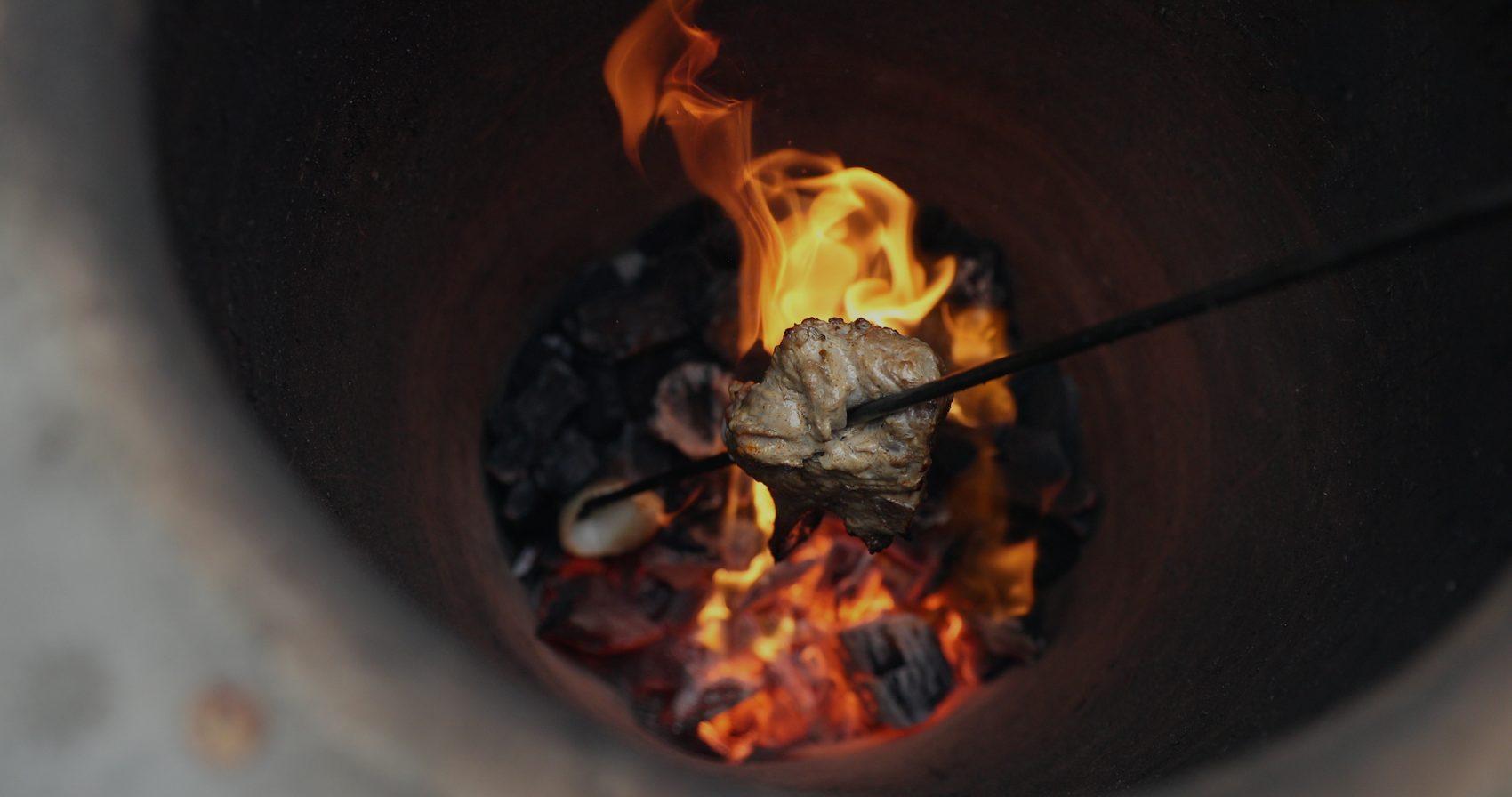 Lamb chops cooked in GULATI Home Tandoor